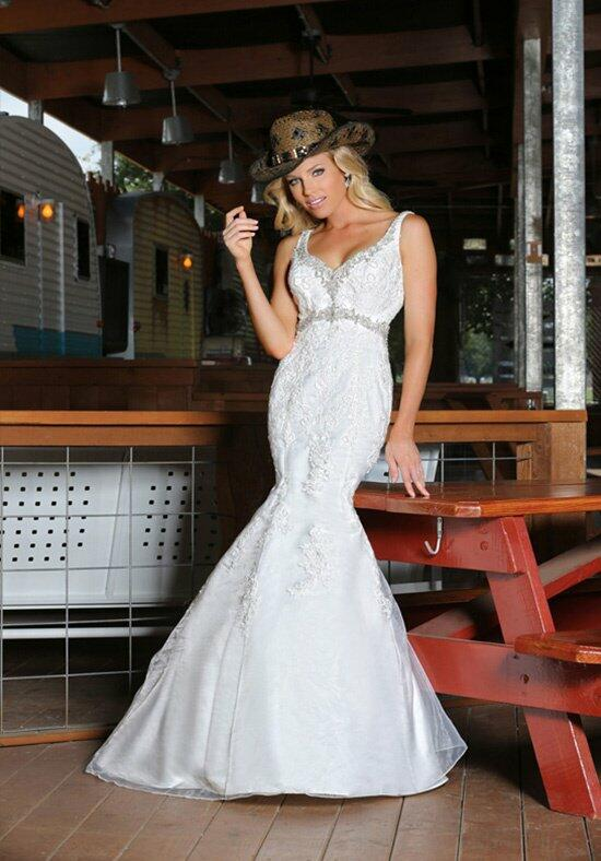 DaVinci Bridal 50312 Wedding Dress photo