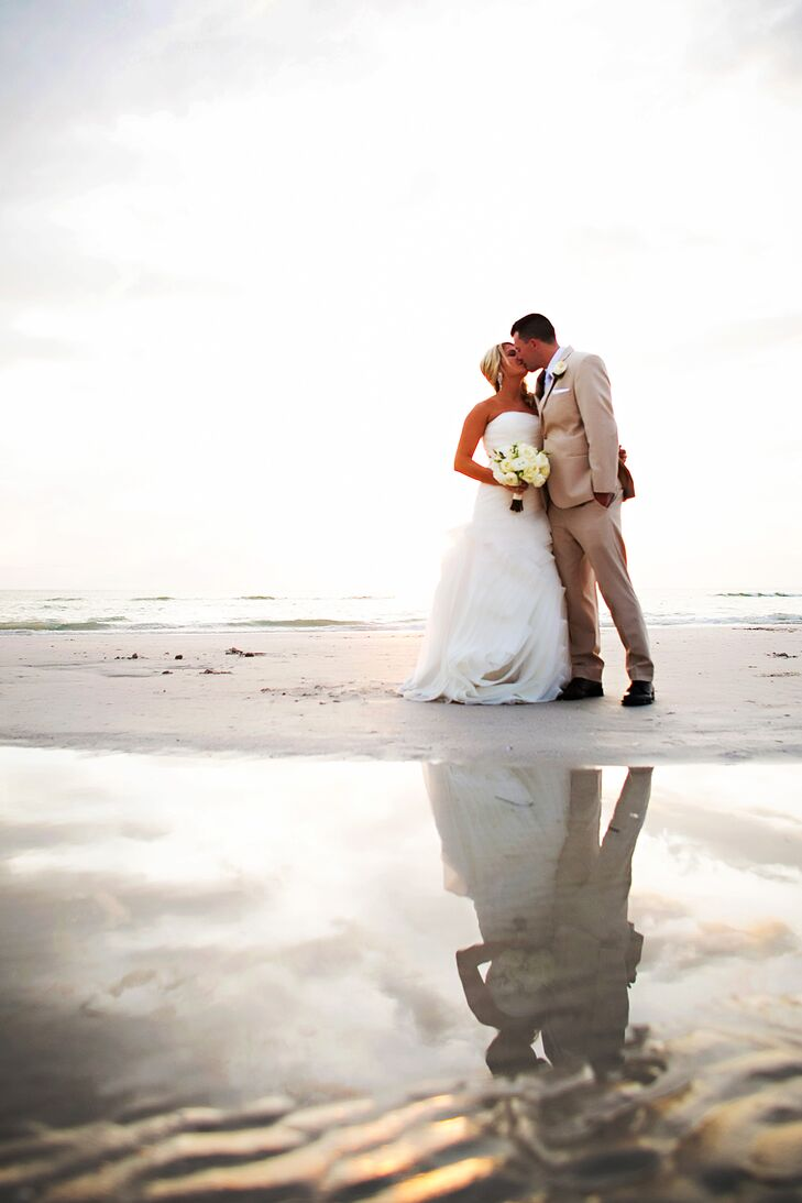 A Hawaii Inspired Wedding at the Sandpearl Resort in Clearwater ...