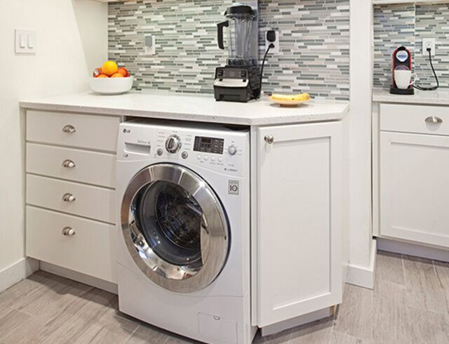 How to Make a Washer and Dryer Fit in Your Home—No Matter the Size