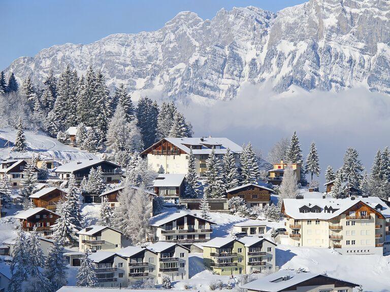 Switzerland honeymoon weather and travel guide for Winter honeymoon in europe