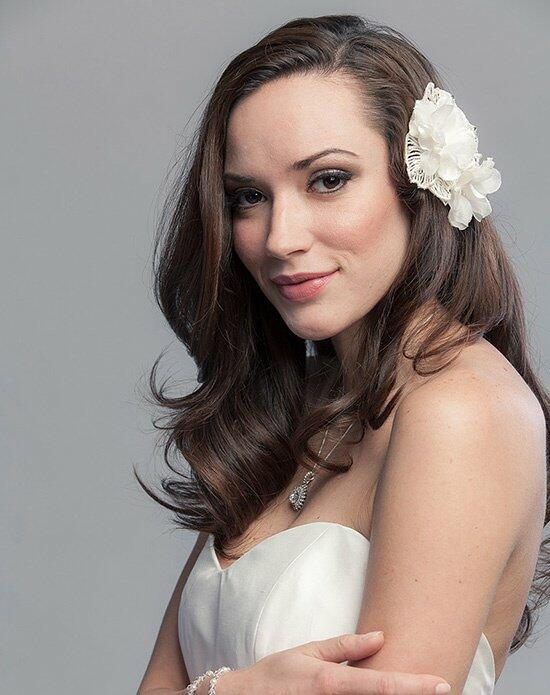 Laura Jayne Ophelie Lace Flower Hair Clip Wedding Pins, Combs + Clips photo