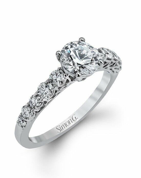 Simon G. Jewelry DR346 Engagement Ring photo