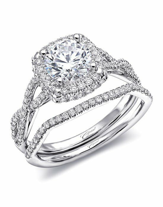 Coast Diamond Charisma Collection - LC5457 & WC5457 Engagement Ring photo