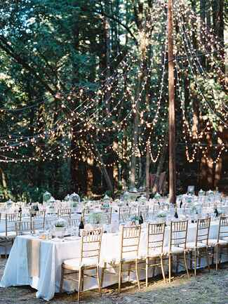 Lighting tips for a fun wedding reception
