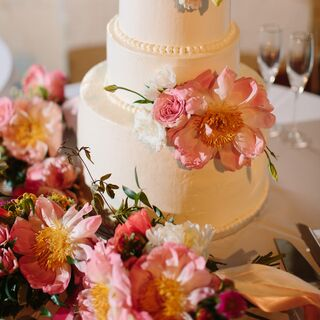 Real Summer Wedding Cakes