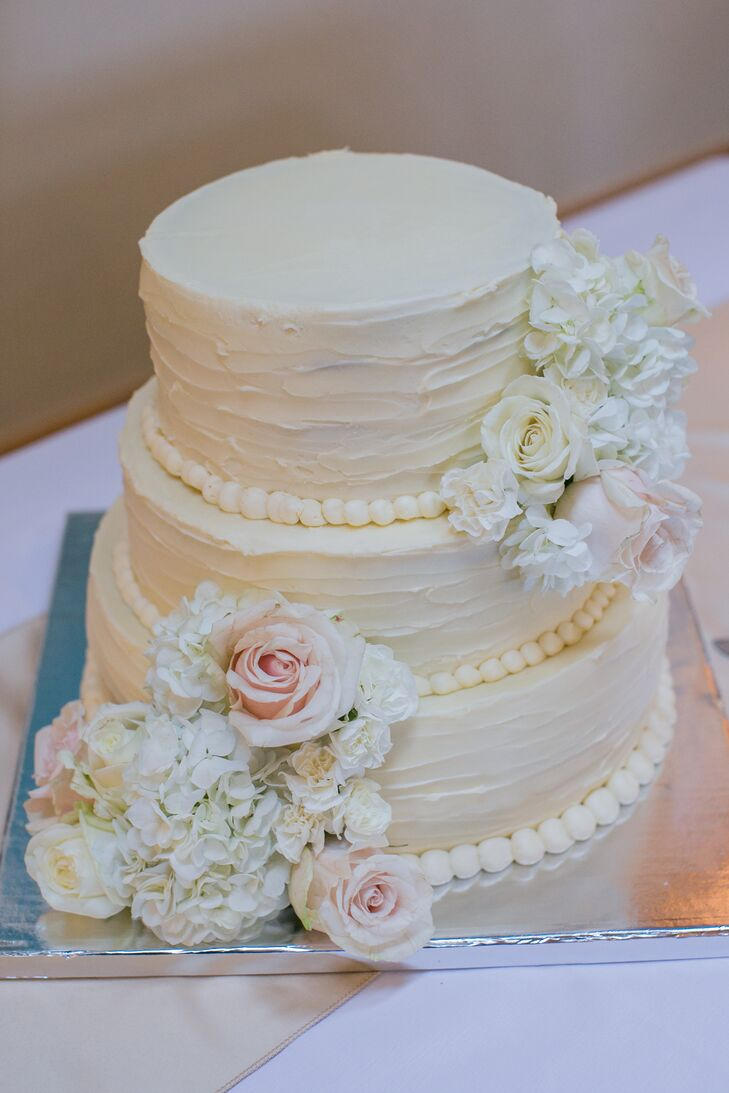 3 tier vanilla wedding cake recipe vanilla wedding cake with custard filling 10273