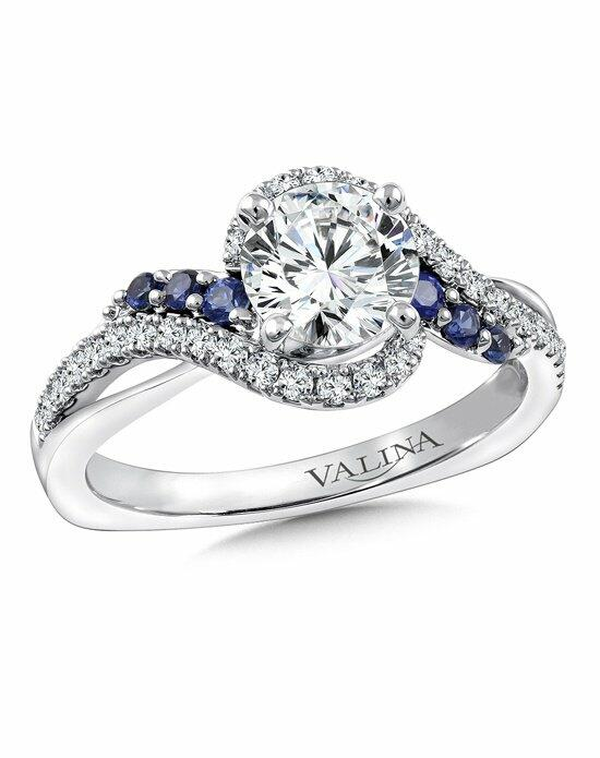 Valina R9766W-BSA Engagement Ring photo