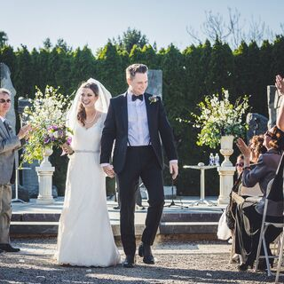An Eclectic Outdoor Wedding in Hamilton