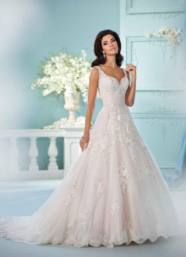 David tutera spring 2017 collection bridal fashion week for David tutera wedding dresses