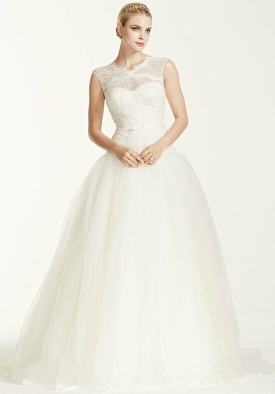 Truly Zac Posen at David's Bridal ZP345016 Wedding Dress photo