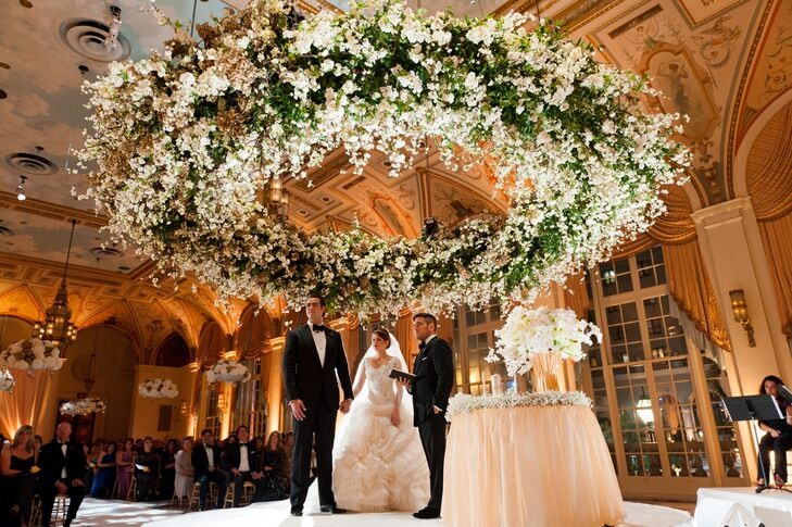 A Lavish Lotus Inspired Wedding At The Breakers In Palm Beach Florida