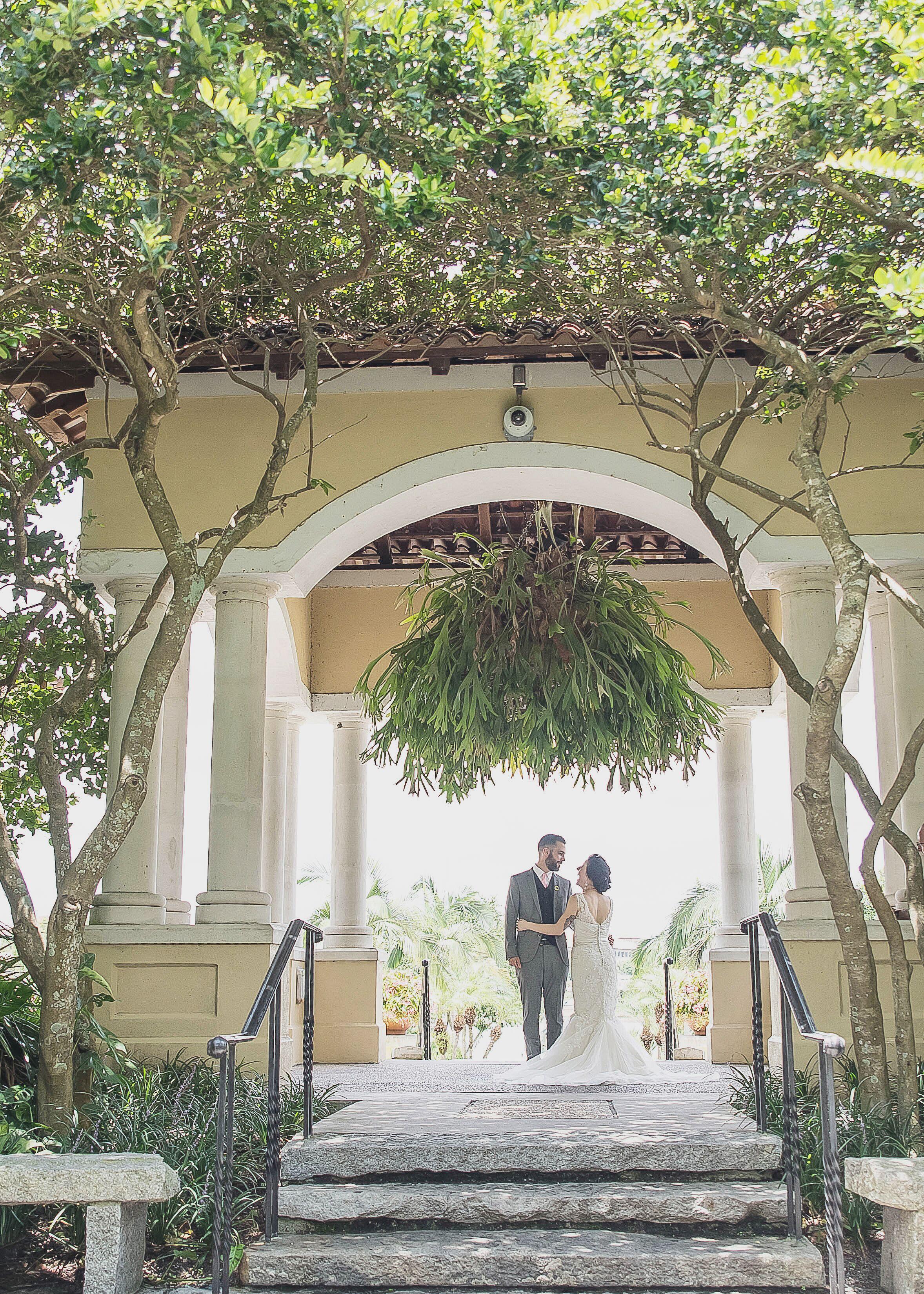 hollis garden lush wedding venue