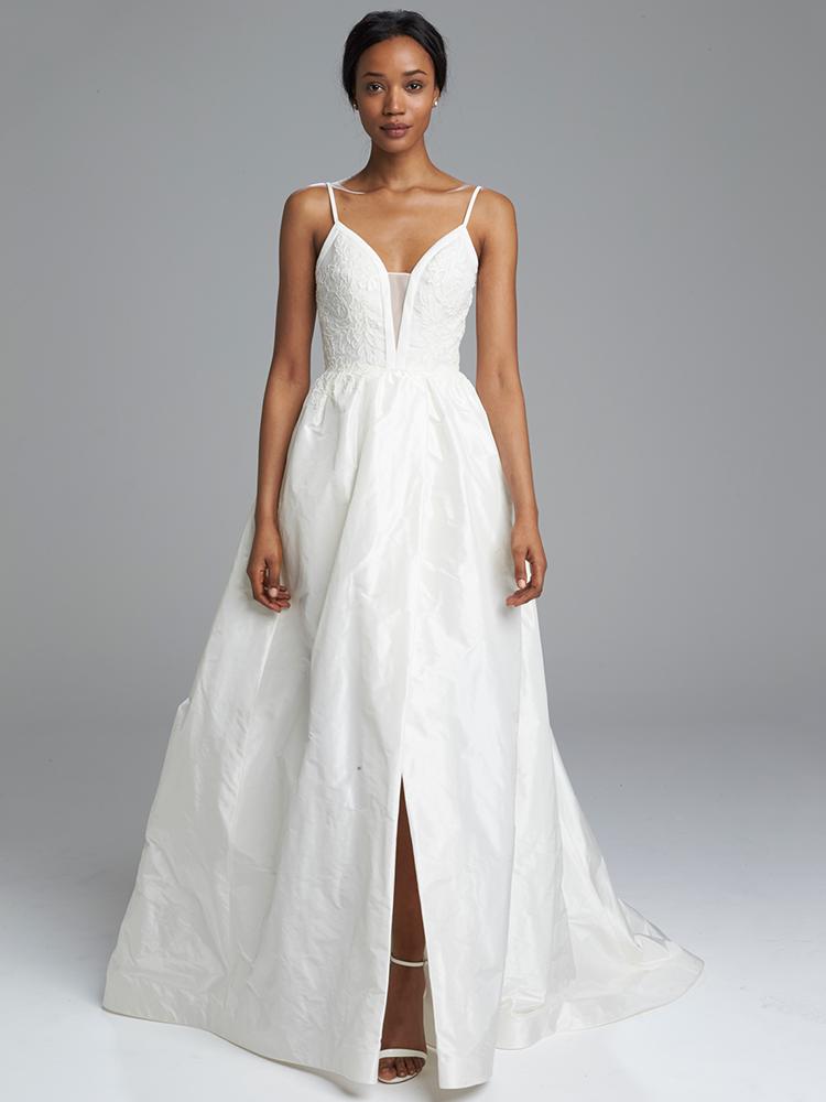 Nouvelle by amsale spring 2017 collection bridal fashion for Nouvelle amsale wedding dress
