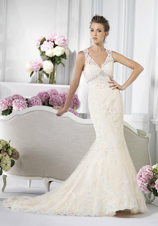 Jasmine Collection F161011 Wedding Dress photo