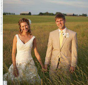 Audrey Amp Scott An Outdoor Wedding In Lexington Ky