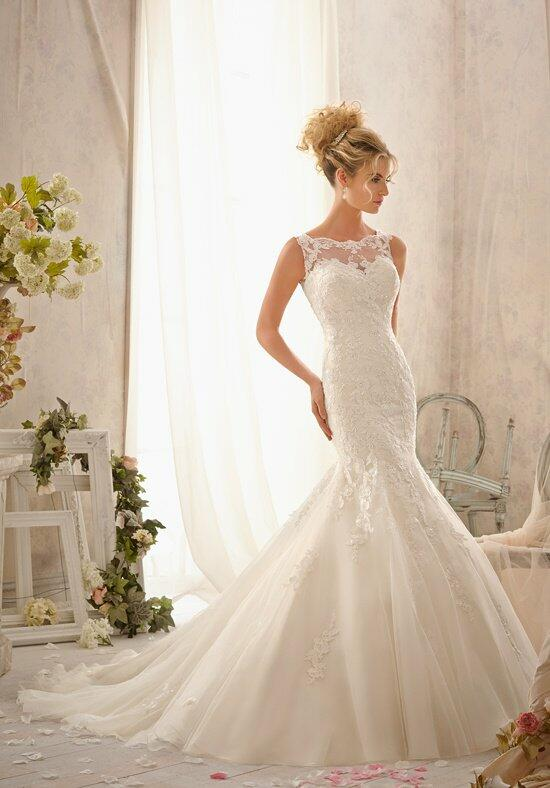Mori Lee by Madeline Gardner 2610 Wedding Dress photo