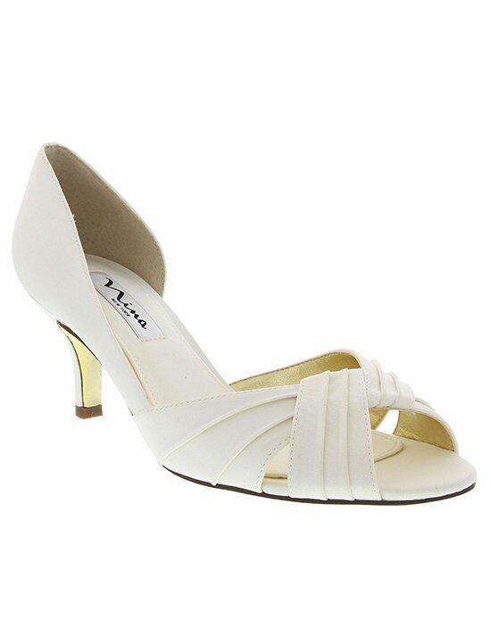 Nina Bridal CULVER_IVORY Wedding Shoes photo