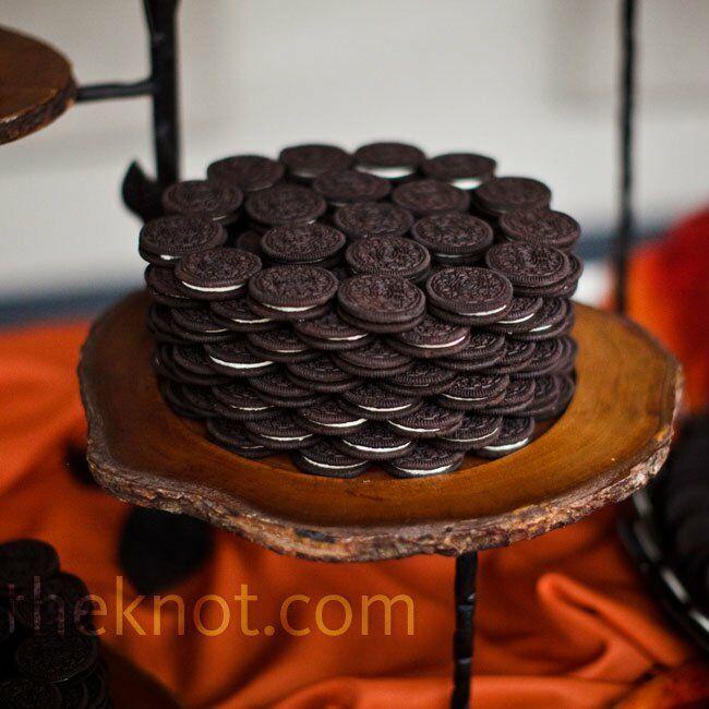 Oreo Groom S Cake