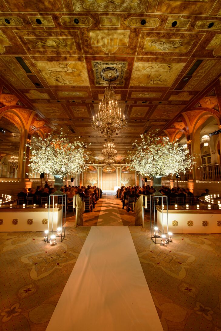 A Plaza Hotel Wedding In New York City, New York