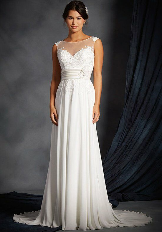 Alfred Angelo Signature 2534 Wedding Dress photo