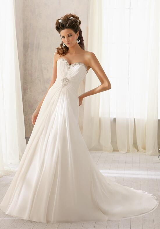 Blu by Madeline Gardner 5205 Wedding Dress photo