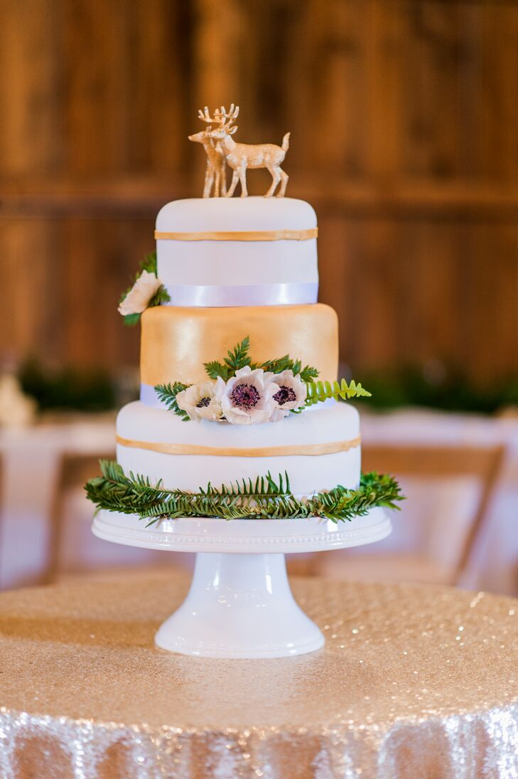 wedding cake toppers springfield mo a sophisticated rustic chic wedding at the barn in 26598