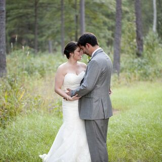 A Rustic Outdoor Wedding in Monroe