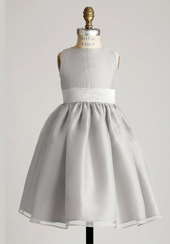 Elizabeth St. John Children Lourdes Flower Girl Dress photo