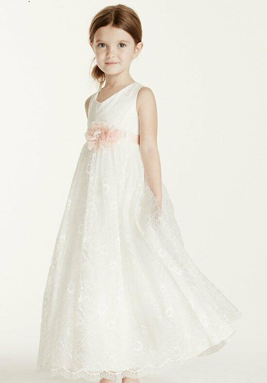 David's Bridal Juniors KP1338 Flower Girl Dress photo