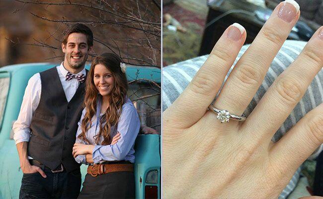 Dillards Wedding Gifts: See Jill Duggar's Engagement Ring And Engagement Pics (and