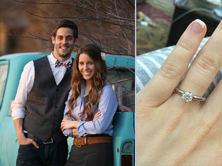 See Every Angle of Jessa Duggars Engagement Ring and More Pics