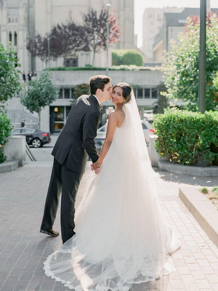 An Elegant Formal Wedding At The Asian Art Museum In San Francisco