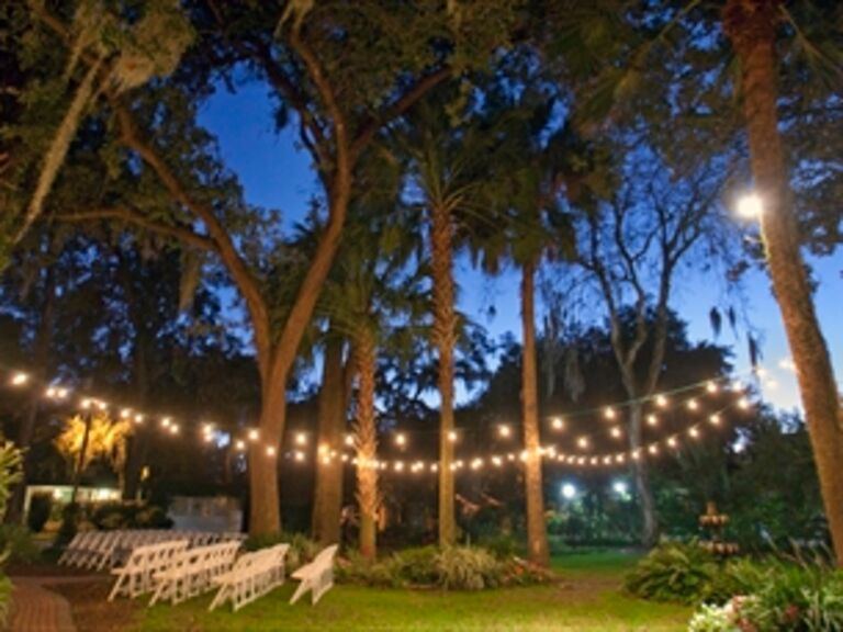 Rustic Wedding Venues in Florida