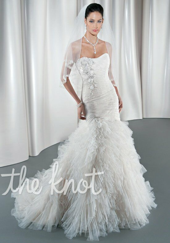 Demetrios 1438 Wedding Dress photo