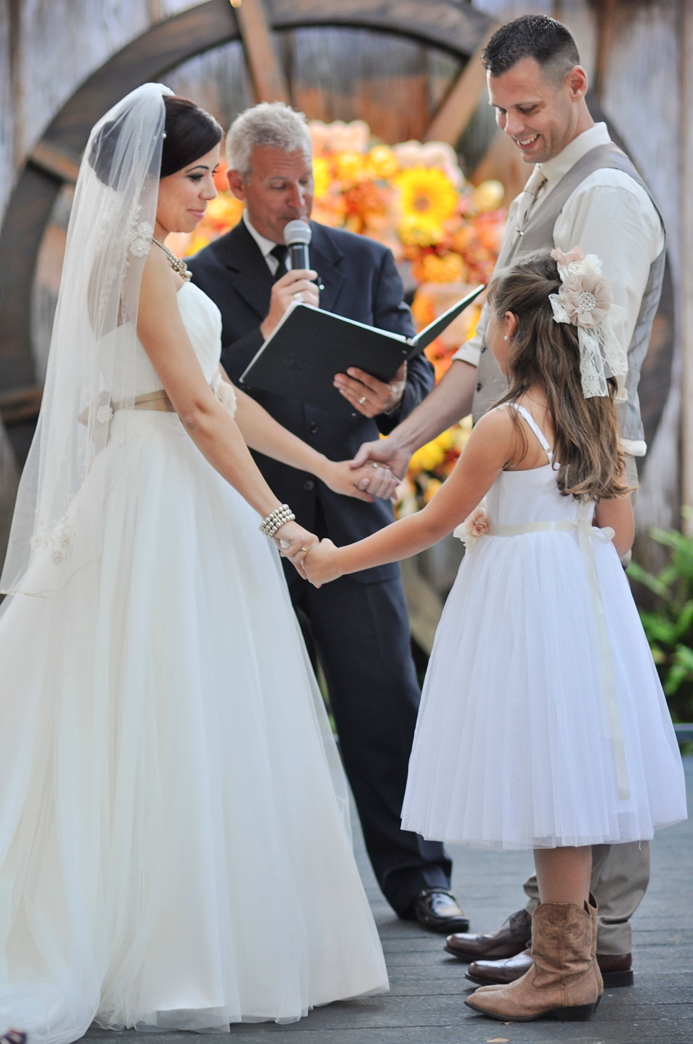 Personalized, Family Wedding Ceremony Tradition