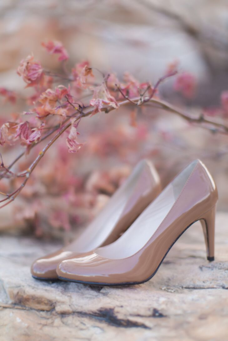 Nude Bridal Pumps in Salt Lake City, Utah