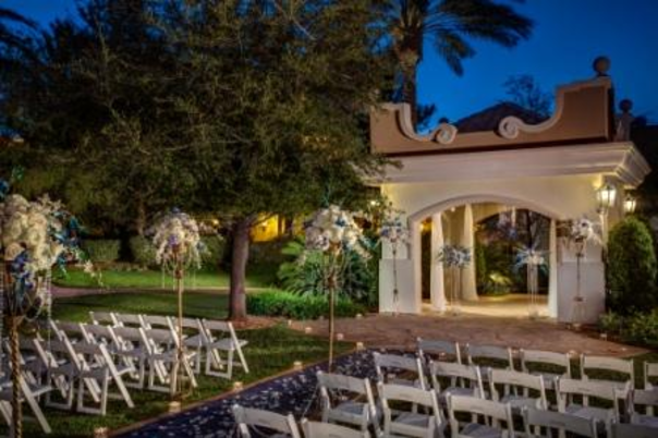 Wedding reception venues in las vegas nv the knot for Las vegas wedding reception packages