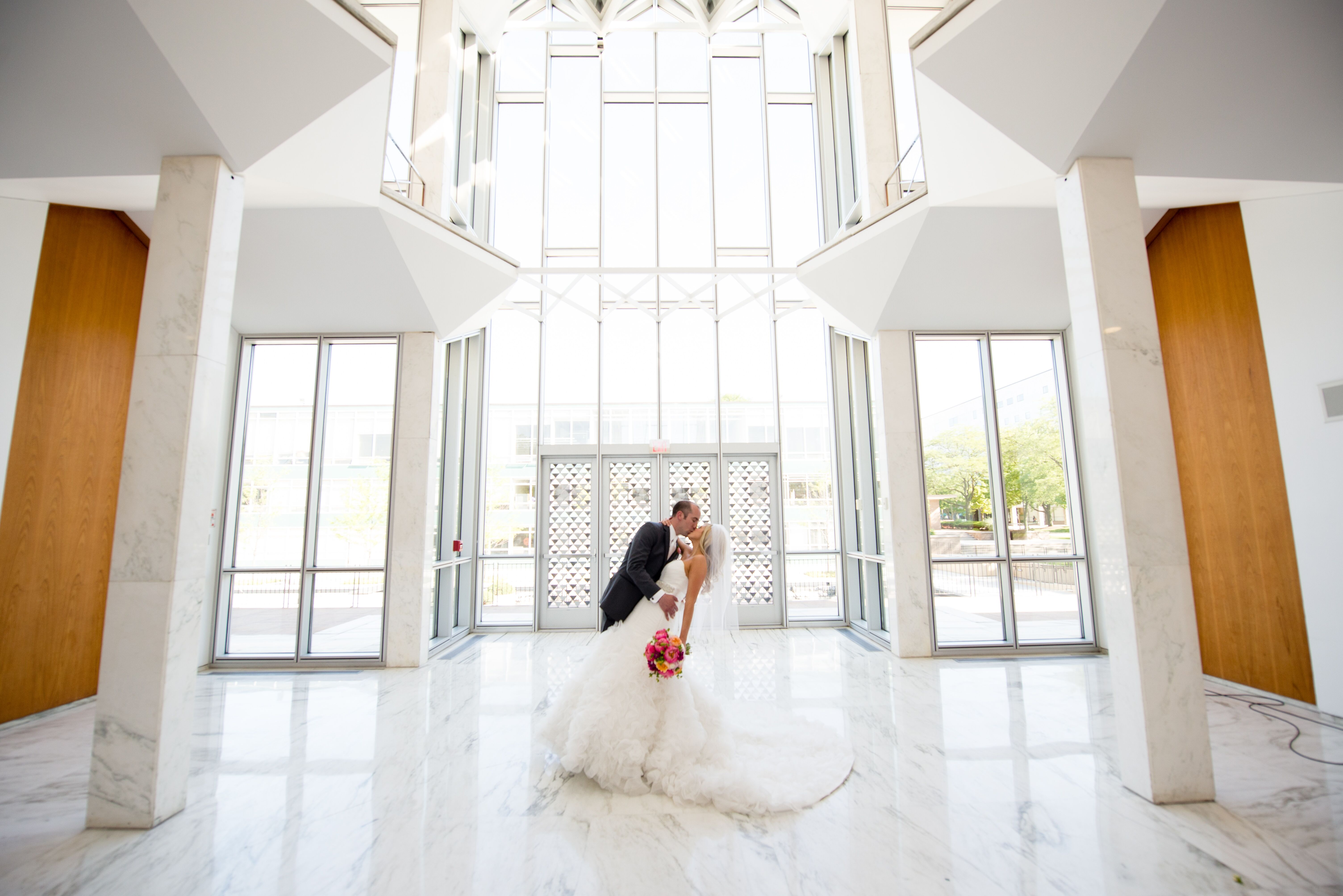 A Simple Wedding At Thomas Welsh Activity Center In
