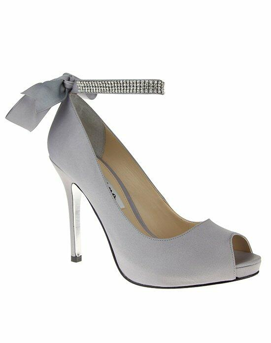Nina Bridal KAREN_ROYAL SILVER_MAIN Wedding Shoes photo