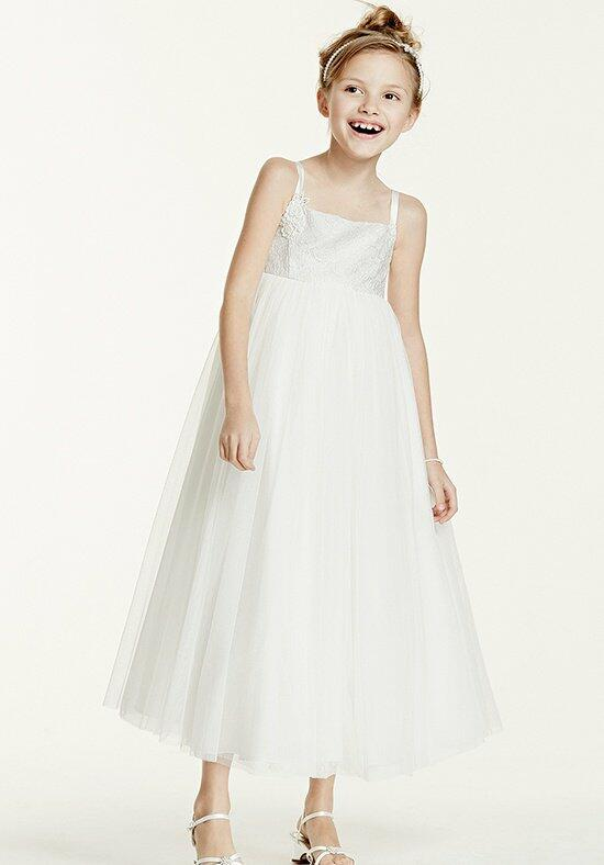 David's Bridal Juniors OP212 Flower Girl Dress photo