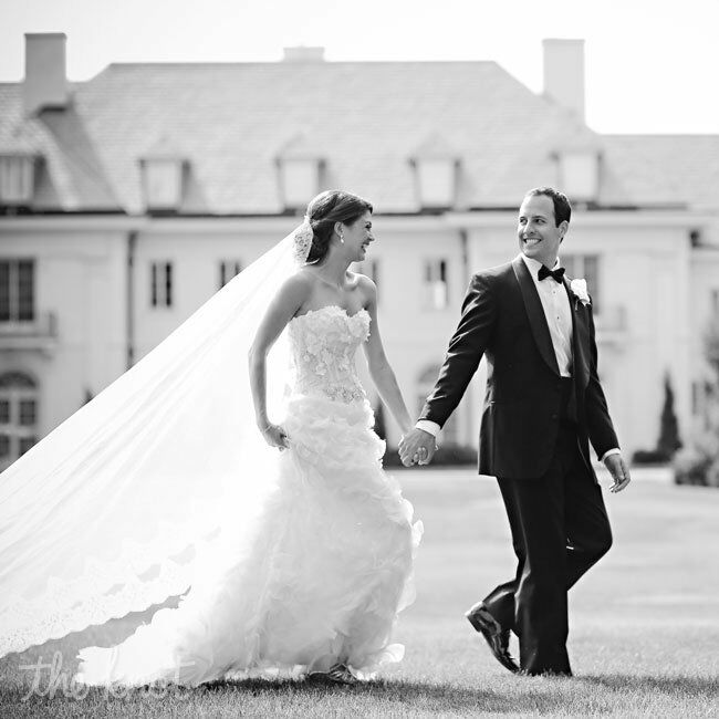 A whimsical wedding in indianapolis in for Wedding dress shops in indianapolis