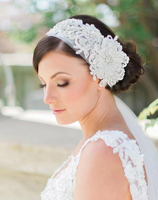 Bel Aire Bridal 6444 Wedding Headbands photo
