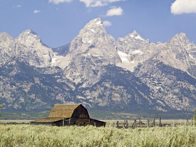 US wedding destination Jackson Hole, Wyoming