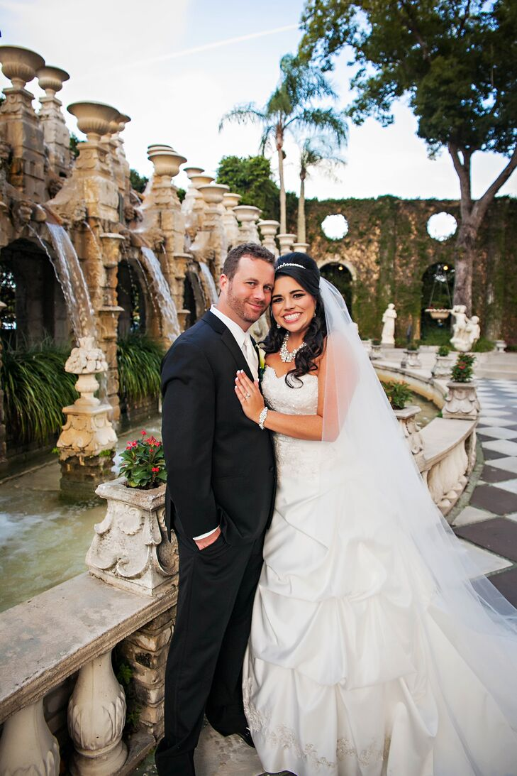 An Intimate Wedding At Kapok Special Events Center And Gardens In Clearwater Florida
