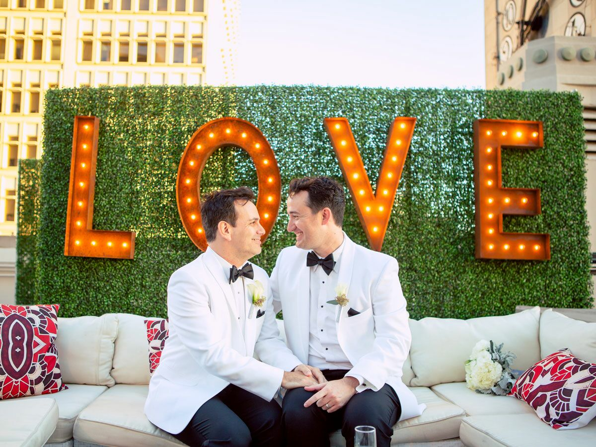 How Same-Sex Couples Felt When Marriage Became Legal