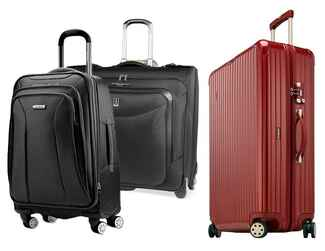 Wedding registry luggage ideas