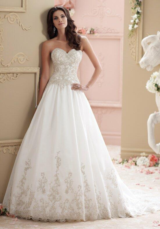 David Tutera for Mon Cheri 115238 Wynter Wedding Dress photo