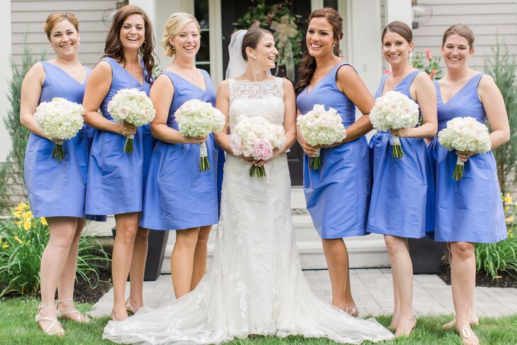 Simple Yet Elegant Wedding Dresses: An Elegant, Traditional Wedding At The Haven Country Club