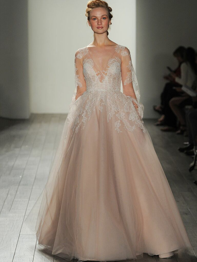 Hayley paige 2018 spring summer wedding dresses