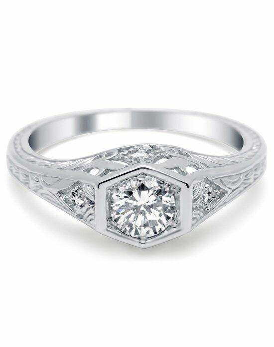 Timeless Designs R577 Engagement Ring photo